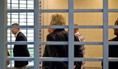 22/06: Prison Talk sessie in Hasselt. Welkom.