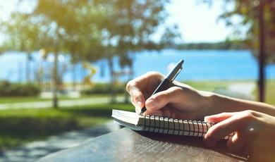 Schrijf met een gedetineerde