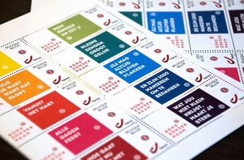 Spreuken en magazine gratis in je brievenbus