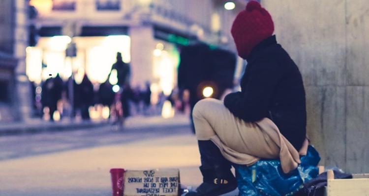 Geef dak- en thuisloze mensen een plek om thuis te komen. Doe een online gift