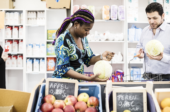 Sociale Kruidenier biedt betaalbare voeding aan