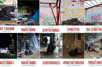 Road of Change lesmap over asiel en migratie beschikbaar