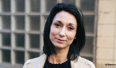 Anniek Gavriilakis liet zich een week opsluiten in de gevangenis. Lees hier haar dagboek.