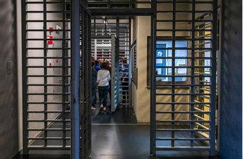 Een week in de gevangenis. Dagboek van Anniek
