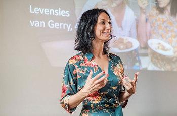 Anniek Gavrillakis boeken als spreker